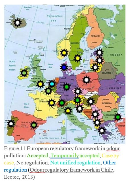 Global Odour Regulations