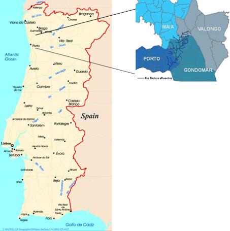 Porto_map