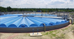 Example of covered wastewater treatment tanks (1)