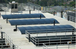 Example of covered wastewater treatment tanks (2)
